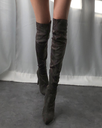 sexyback high boots (4colors!)