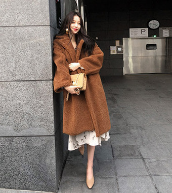 mild long coat (2colors!)