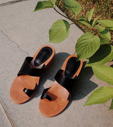 *daily flip flop (2colors!)