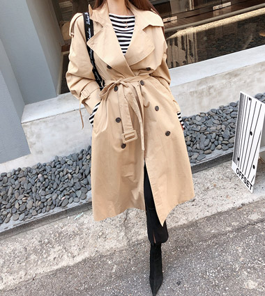 tos trench coat(2colors!)