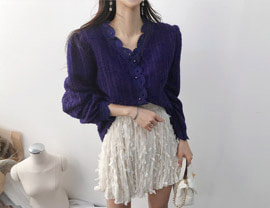 lovely date cardigan (3colors!)
